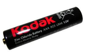 Батарейка Kodak R3 минипальчиковая