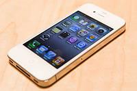 Iphone 4 s (Duos, 2 sim, 2 сим)  модель F8 айфон 4 + чехол и стилус в подарок