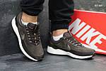 Кроссовки Nike Wave (коричневые), фото 4