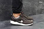 Кроссовки Nike Wave (коричневые), фото 5