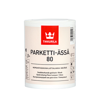 Паркетти-Ясся глянцевый лак 5 лит, Tikkurila