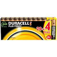Батарейка Duracell PLUS Power AAA LR3
