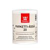 Паркетти-Ясся полуматовый лак 5 лит, Tikkurila