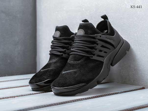 2dacc03d Купить Кроссовки Nike Air Presto (черные) в Киеве от компании ...