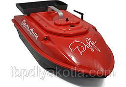 Дельфин-3L карповый кораблик, для рыбалки, для прикормки