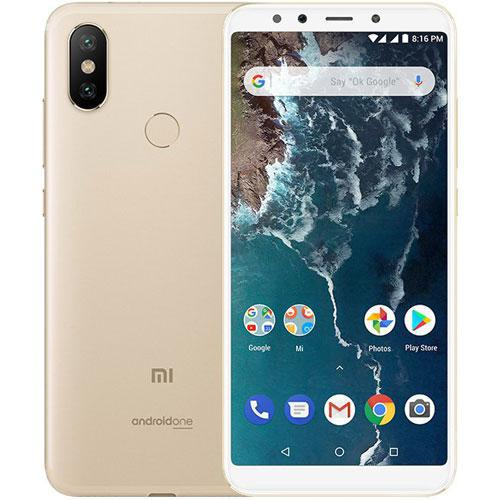 Xiaomi Mi A2 4/32Gb Gold Гарантия 1 год