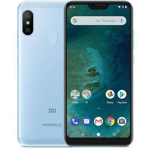 Xiaomi Mi A2 Lite 3/32Gb Blue Гарантия 1 год, фото 2