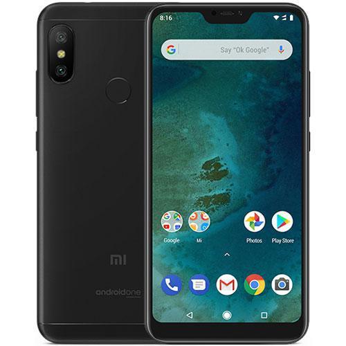 Xiaomi Mi A2 Lite 4/32Gb Black Гарантия 1 год