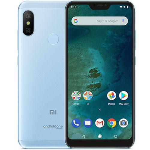 Xiaomi Mi A2 Lite 4/64Gb Blue Гарантия 1 год