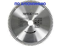 Диск пильный по алюминию 350х30х2,5мм YATO