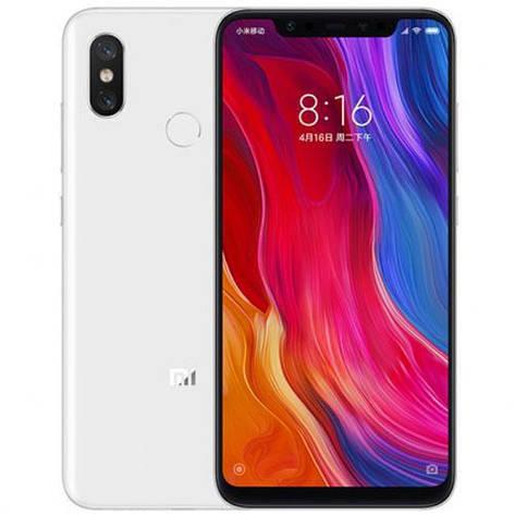 Xiaomi Mi 8  6/64Gb White Гарантия 1 год, фото 2