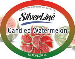 Ароматизатор SilverLine Capella Candied Watermelon (Арбузные конфеты)