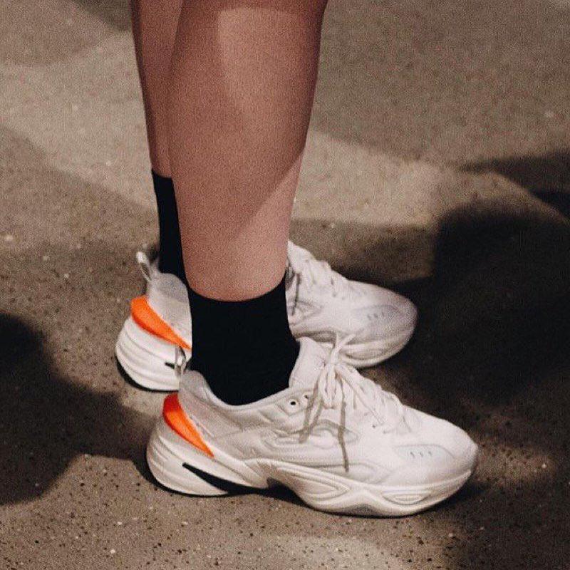 4abdfbfa Кроссовки мужские Nike m2k Tekno White
