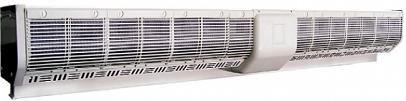 Мощная тепловая завеса универсальная Neoclima Power Е 83 INOX (6-8)(1735)