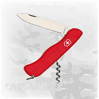 Нож Victorinox Alpineer 0.8823 красный, 5 функций