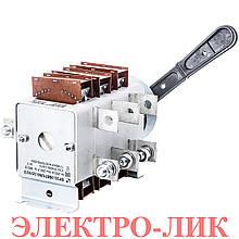 Рубильник перекидной ВР 32-35В 71250-32 250А Коренево