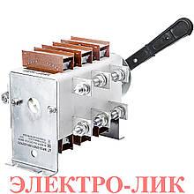 Рубильник перекидной ВР 32-37В 71250-32 400А  Коренево