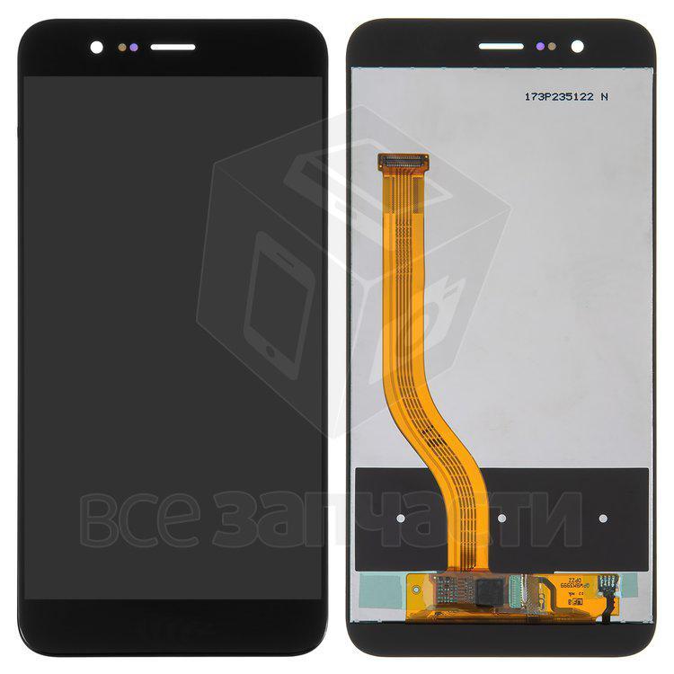 Дисплейный модуль для мобильных телефонов Huawei Honor 8 Pro черный or