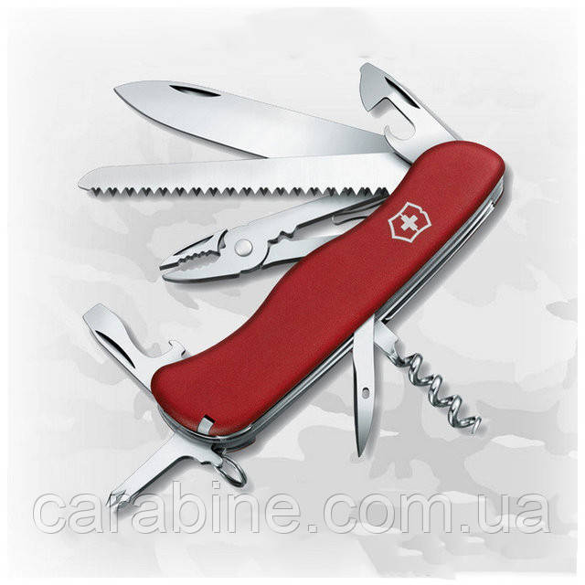 Нож Victorinox Atlas 0.9033 красный, 17 функций