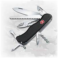 Нож Victorinox Atlas 0.9033.3 черный, 17 функций