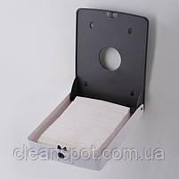 Диспенсер бумажных полотенец узких листовых Maggio P138W, фото 3