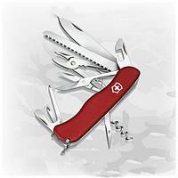 Нож Victorinox Hercules 0.9043 красный, 19 функций
