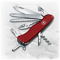Нож Victorinox Tradesman 0.9053 красный, 18 функций