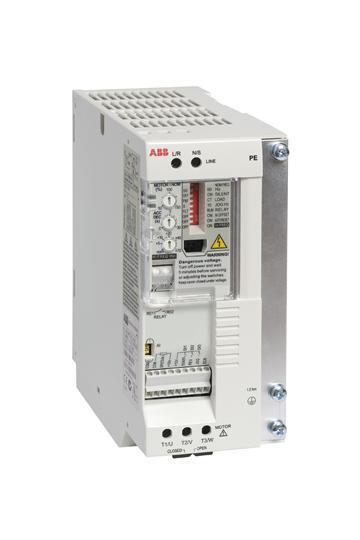 Преобразователь частоты ABB ACS55-01N-01A4-1, 0,18кВт 115В 1Ф IP20, R0, 68878381