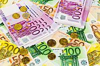 Римские шторы с фотопечатью Деньги, фото 1