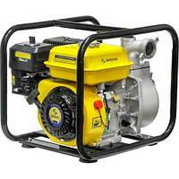 Мотопомпа бензиновая Sadko WP-5030 (30 м.куб/час, для чистой воды)