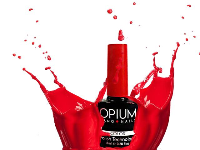 Гель-лак Opium