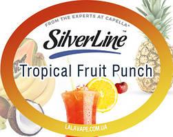 Ароматизатор SilverLine Capella Tropical Fruit Punch (Тропический фруктовый пунш)