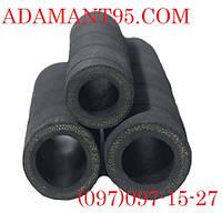 Рукав дюритовый, ТУ 005 6016-87, диаметр 6-90 мм.