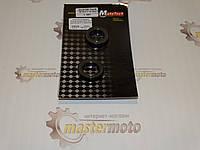 """Сальники переднего колеса для скутера Хонда Dio/Tact, к-кт 2шт (19*30,5*7) """"MotoTech"""""""