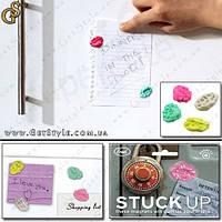 """Магниты для записок и стикеров - """"Stuck Up"""" - 4 шт., фото 1"""