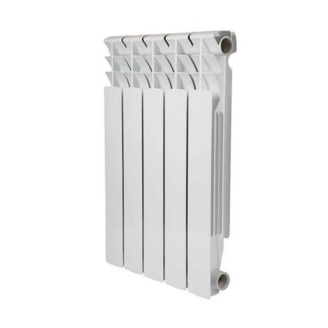 Радиатор EcoLite 500/80 биметалл вес 1,13 кг, фото 2