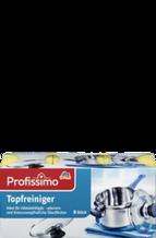 Губка для  посуды  Profissimo Topfreiniger, 6 шт