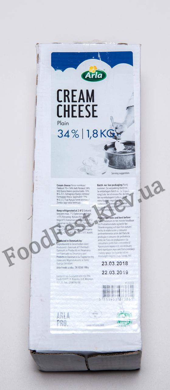 Крем-сыр Буко TM Arla 1,8кг