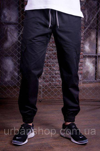 Виробник. Чоловічі штани карго Pitt black Піт Pit Пітбуль. Стильний Львів.