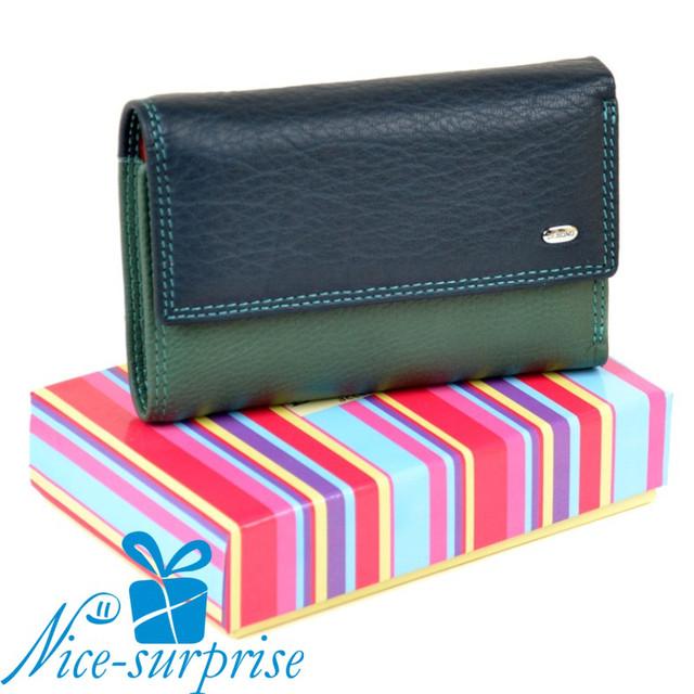 купить кожаный женский кошелёк в Одессе