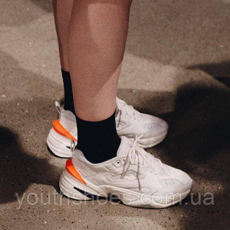"""Кроссовки мужские/женские Nike m2k Tekno White """"Белые"""" р. 36-45, фото 1"""