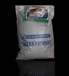 Щелкунчик гранула 5 кг, от кротов