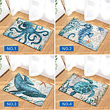 Абсорбирующий коврик «Морская черепаха» 40×60 см, фото 3