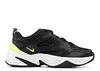 """Кроссовки мужские Nike m2k Tekno Black """"Черные"""" р. 40-45, фото 1"""