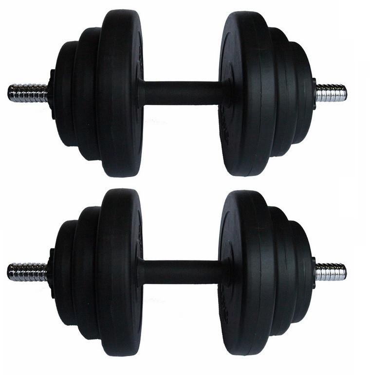 Гантели 2х18 кг