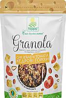 Гранола  Сыр,вяленный помидор,кедровые орехи 250г Терра