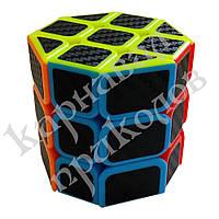 Кубик Рубика Цилиндр карбон, фото 1