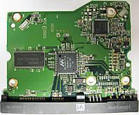 Плата HDD 400GB 7200 SATA2 3.5 WD4000KS-00MNB0 701383-001