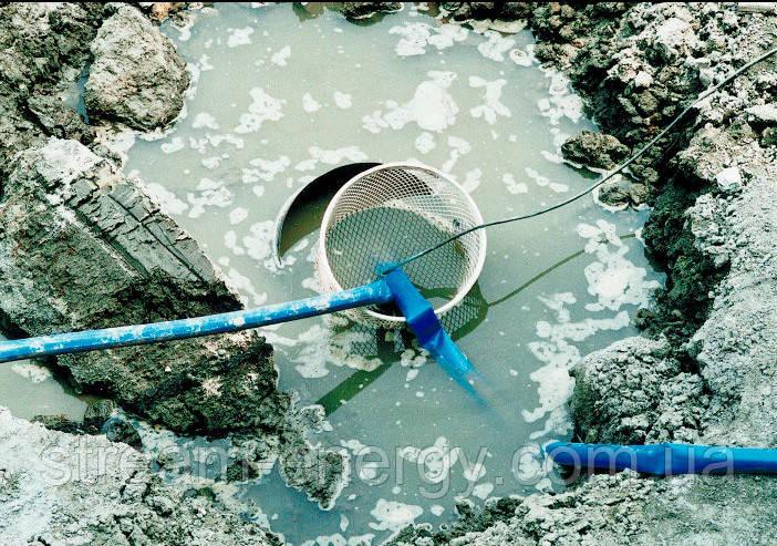 Насос для грязной воды Tsurumi HS2.4S