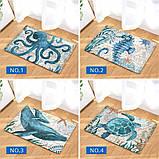 Абсорбирующий коврик «Морской конек» 40×60 см, фото 6